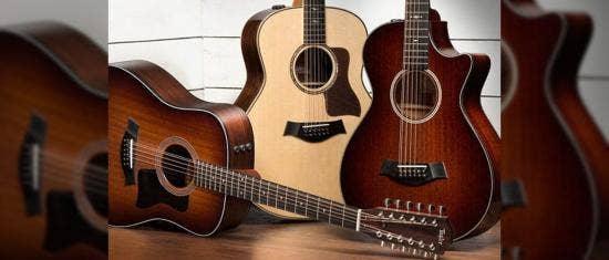 Best Acoustic Guitar Wood Types
