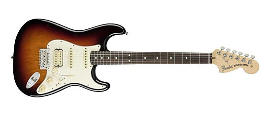 Famous Fender Stratocaster Players