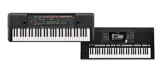 Yamaha Portable Keyboard Buyers Guide
