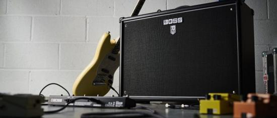 Best Solid State Guitar Amplifiers