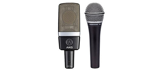Condenser Vs. Dynamic Microphones: Everything You Need To Know