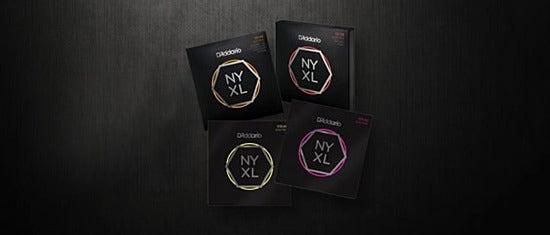 D'Addario NYXL Strings: Sound Demo