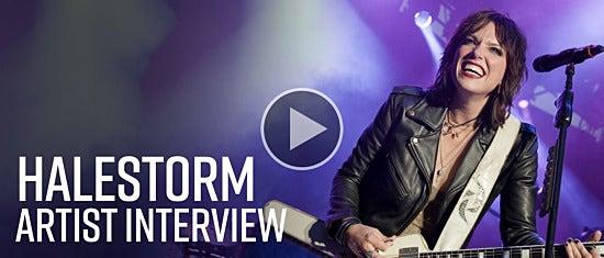 Halestorm | Artist Interview