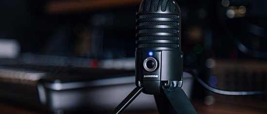 How to Record Great Audio for Your YouTube Channel