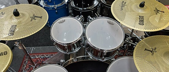 How to Tune Your Drum Set