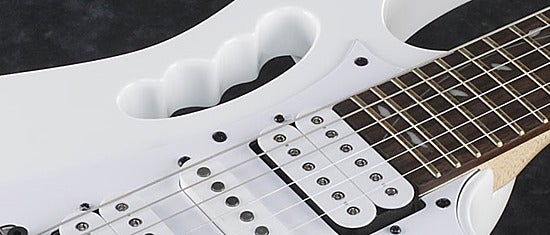 Ibanez Steve Vai JEM: Guitar History