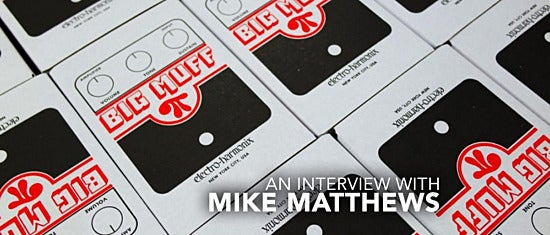An Interview With Mike Matthews
