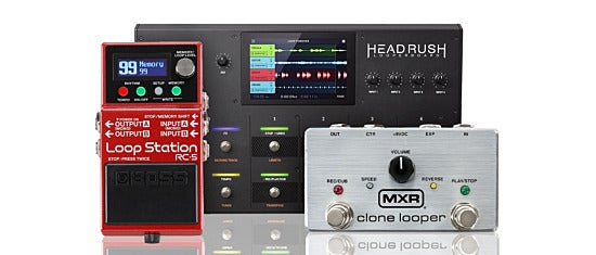 Looper Pedals: Buyers Guide