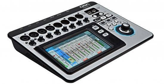 QSC TouchMix8 Digital Mixer | Overview (En Espanol)