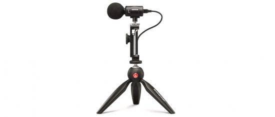 Shure Motiv MV88 Microphone: Demo