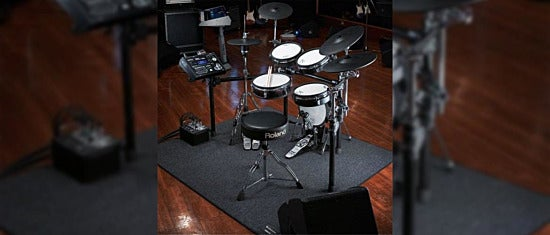 How To Perform Live With An Electronic Drum Set