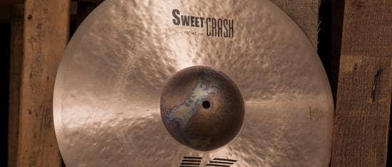 Zildjian K Sweet Cymbals: Demo