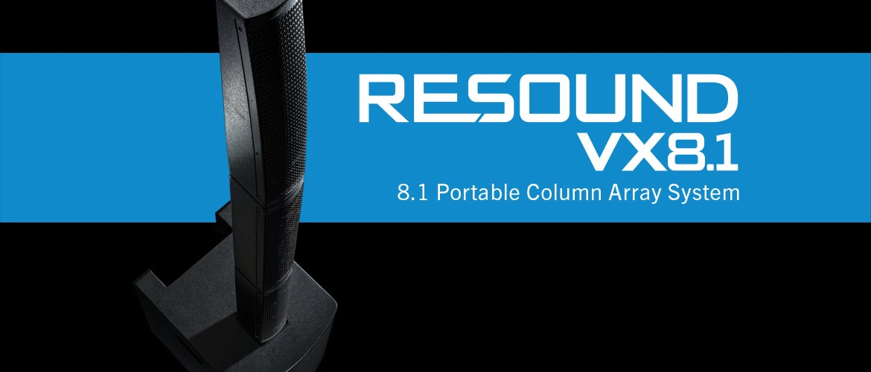 Samson Resound VX8.1: Everything You Need to Know