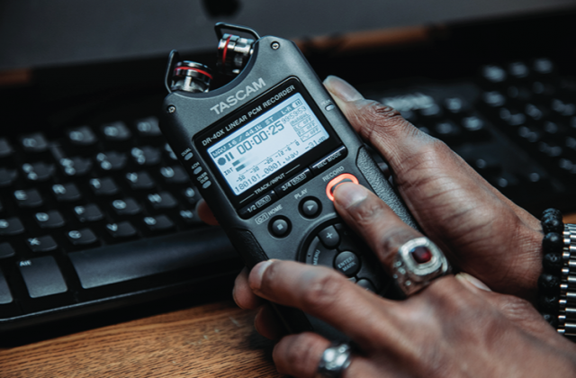 Tascam DR Recorders: Everything You Need to Know