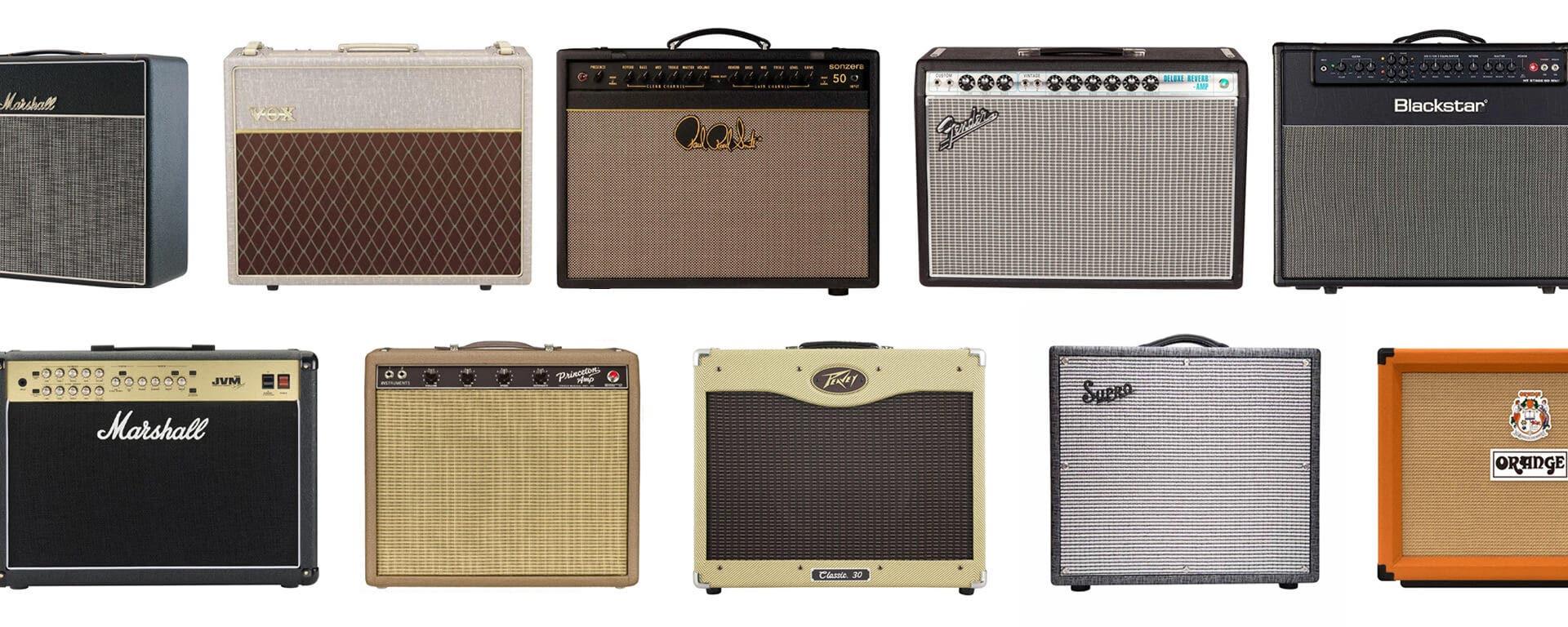 Top 10 Tube Guitar Combo Amplifiers