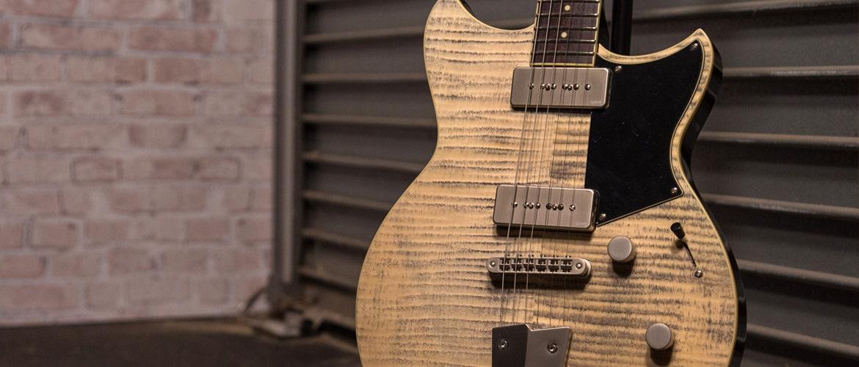 Sound Demo: Yamaha REVSTAR Series Electric Guitars