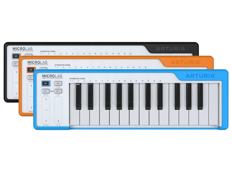 Arturia MicroLab Smart-25 Key MIDI Controller