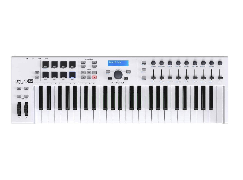 Arturia Keylab 49 Essential MIDI Controller