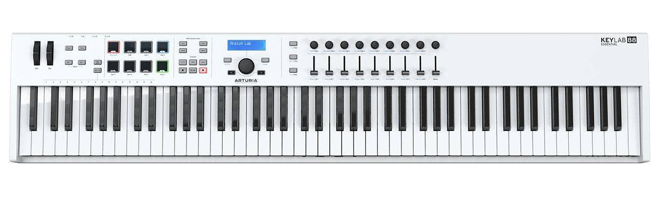Arturia Keylab Essential 88 MIDI Controller