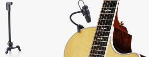 DPA Microphones d:vote CORE 4099 Loud Instrument Microphone
