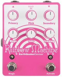 EarthQuaker Devices Rainbow Machine Pitch Shifter V2 Guitar Effects Pedal