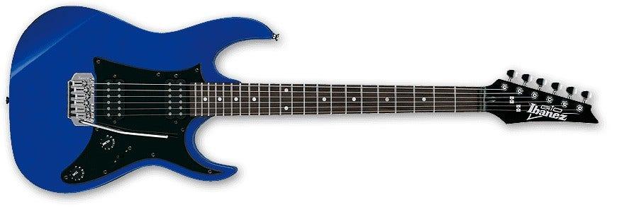 Ibanez Gio GRX20Z in Jewel Blue