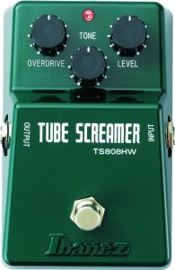 Ibanez TS808HW Tube Screamer