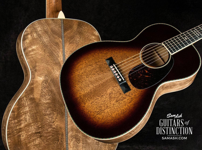 Martin CEO-9 00-14 Fret Slope Shoulder Acoustic Guitar Mango Sunset Sunburst