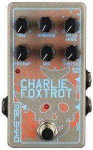Malekko Heavy Industry Charlie Foxtrot Digital Buffer/Granular Signature Peter Holmstrom Guitar Effects Pedal