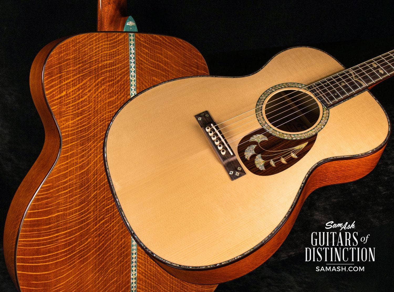 Martin OM-Arts & Crafts-2018 Acoustic Guitar