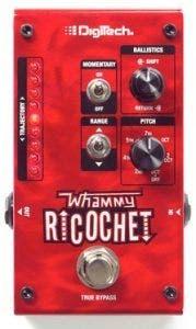 DigiTech Whammy Ricochet Effects Pedal