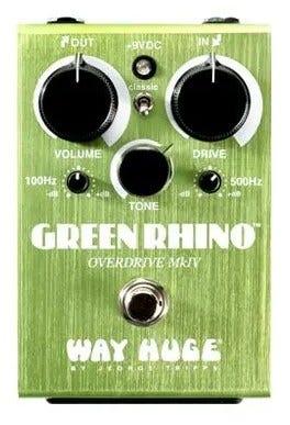 way huge green rhino pedal
