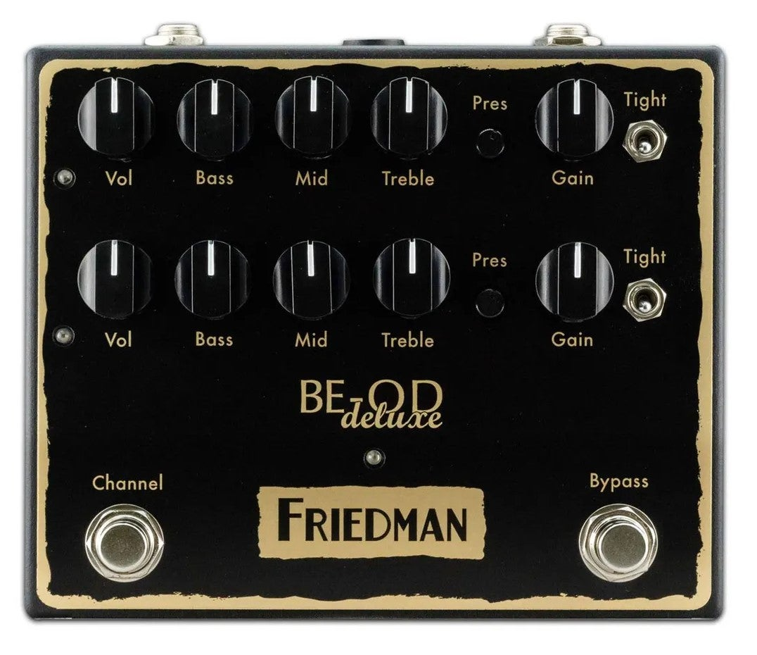 friedman be-od large pedal