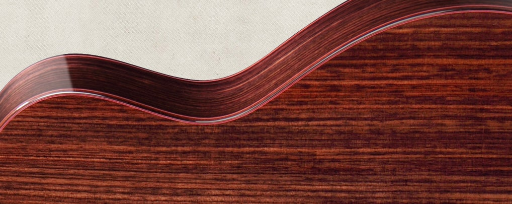 Indian Rosewood courtesy of Taylor Guitars