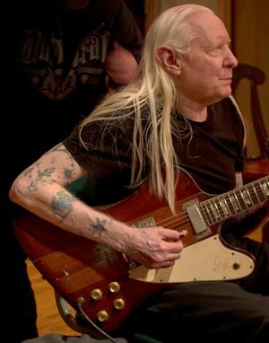 Johnny Winter Firebird with Modified Tune-o-Matic/Stopbar Tailpiece