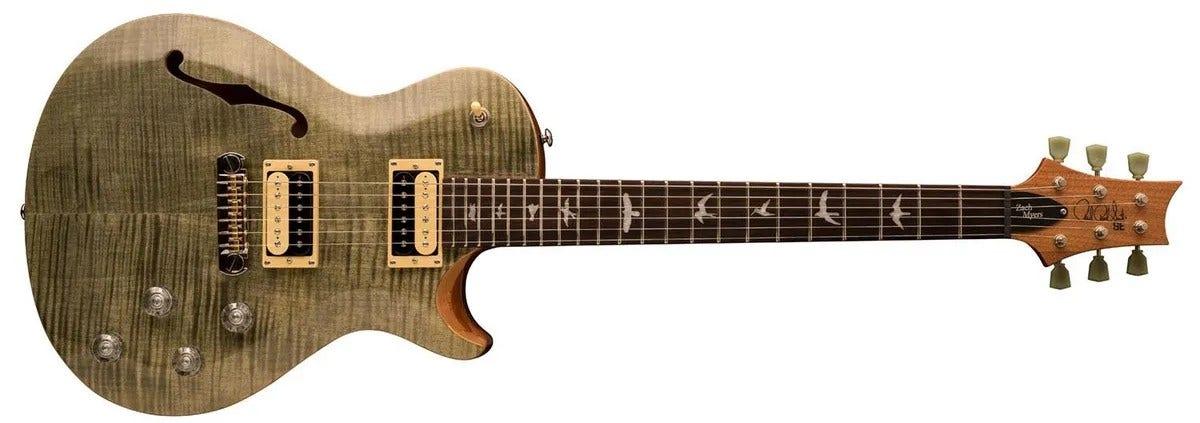 prs se zach myers guitar