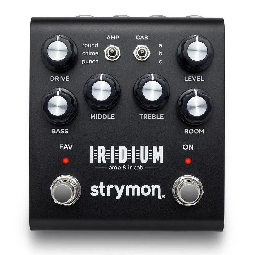 strymon iridium pedal