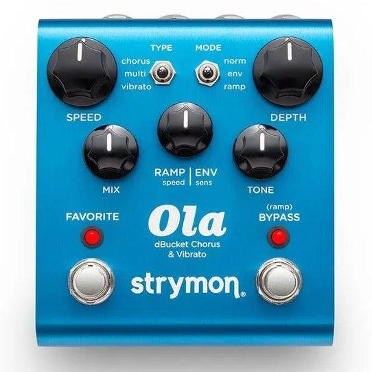 strymon ola pedal