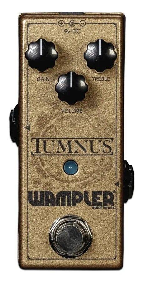 wampler tumnus mini pedal