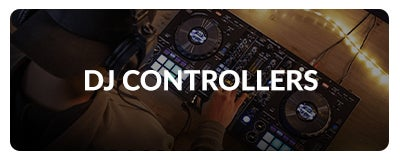 Shop DJ Controllers At SamAsh.com