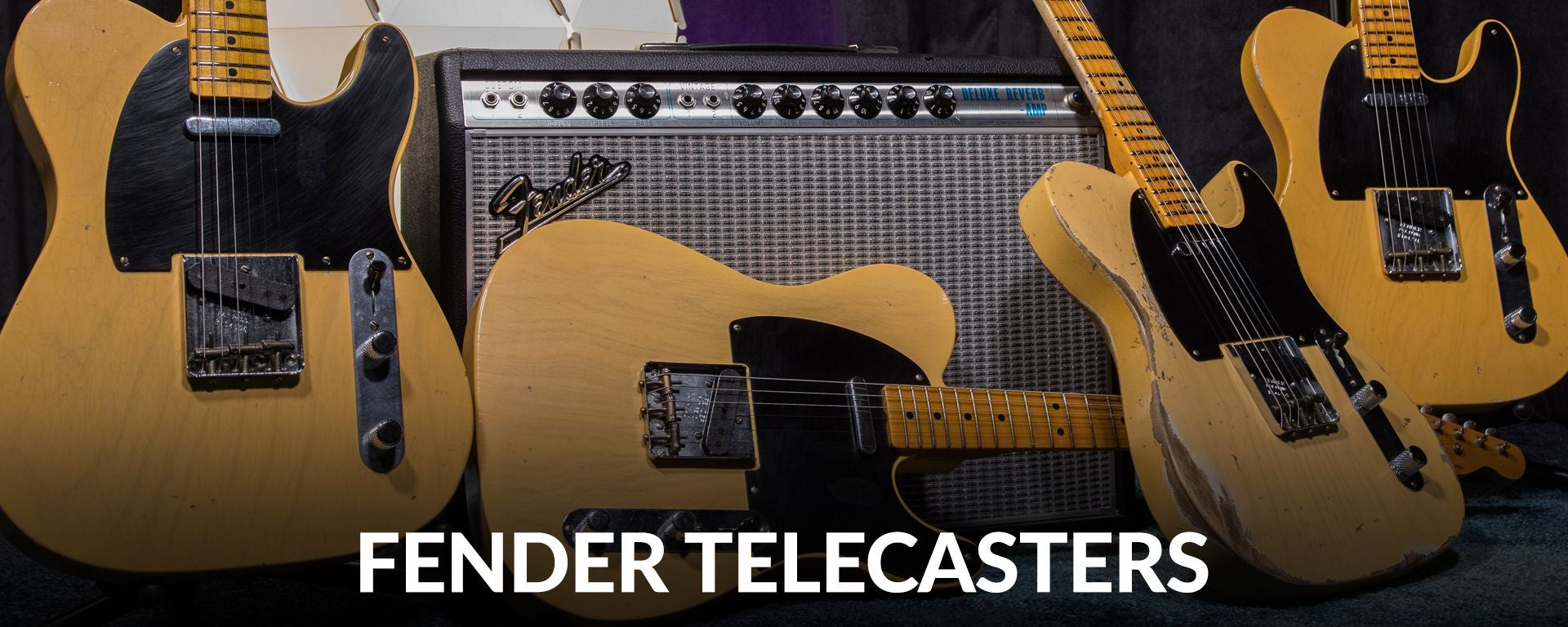 Fender Telecasters at Sam Ash