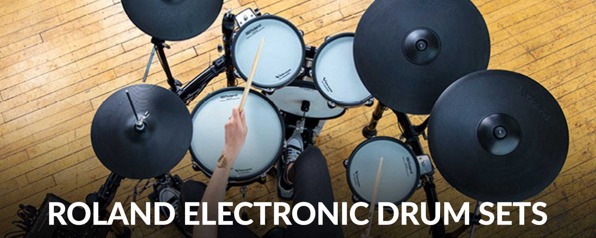Roland Electronic Drum Sets at Sam Ash