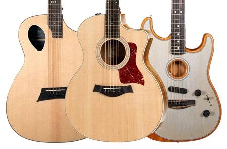 0% Interest For 40 Months On Acoustic Guitars at SamAsh.com