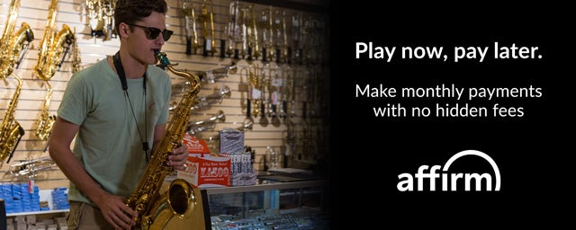 Play now and pay later with Affirm. Make monthly payments with no hidden fees.