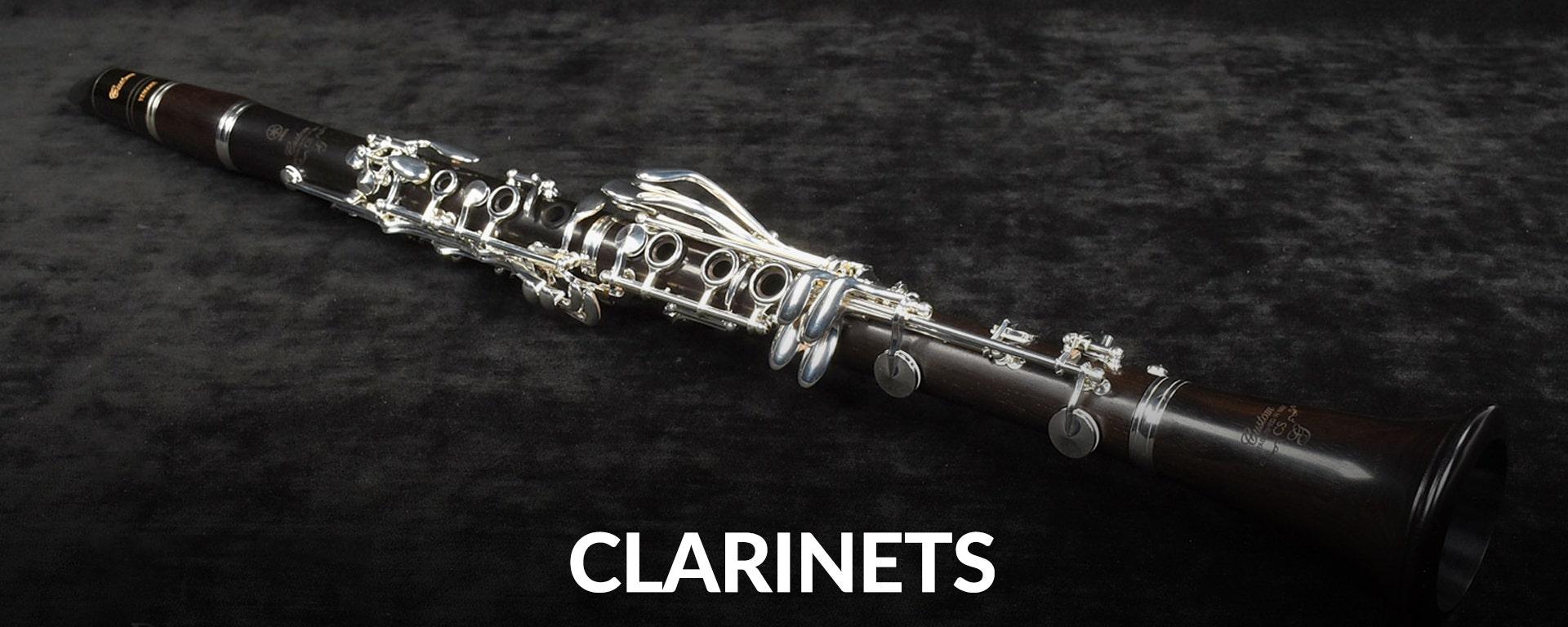 Shop Clarinets at SamAsh.com