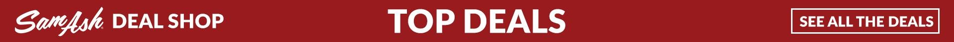 The Deal Zone at SamAsh.com
