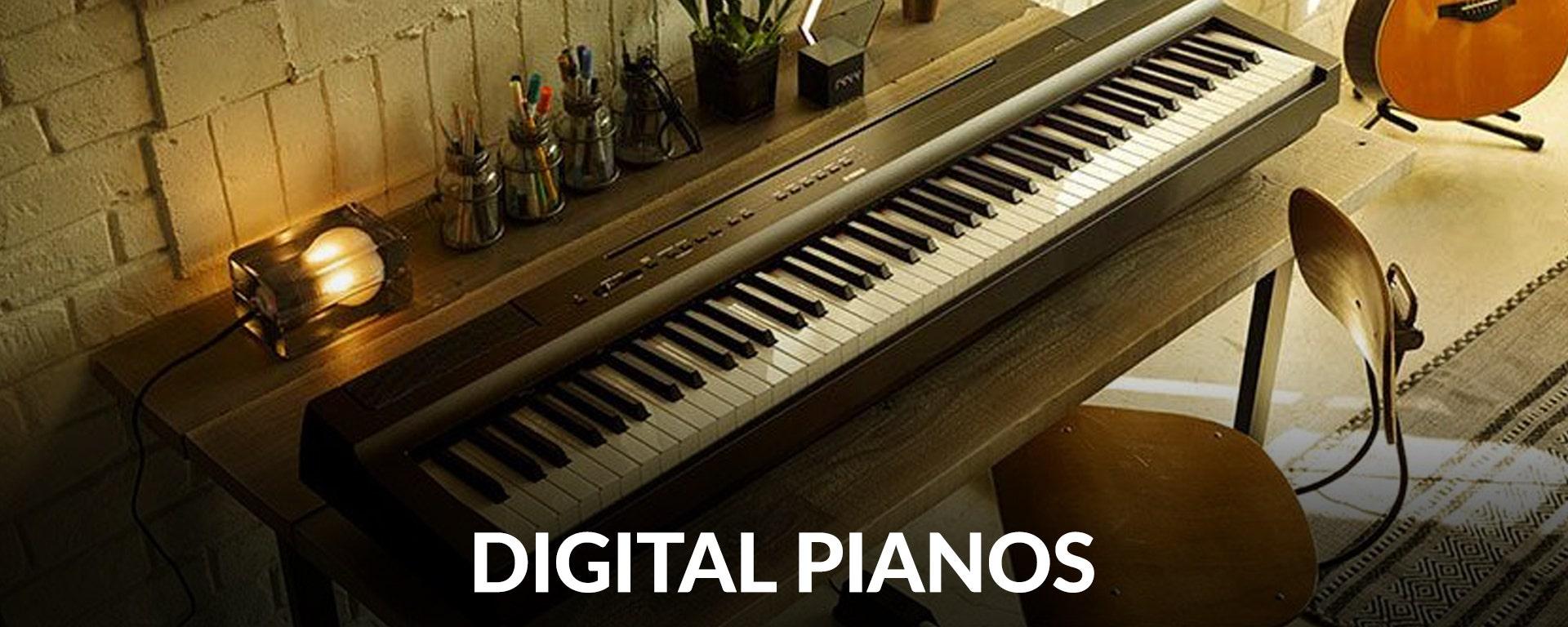 Digital Pianos at SamAsh.com