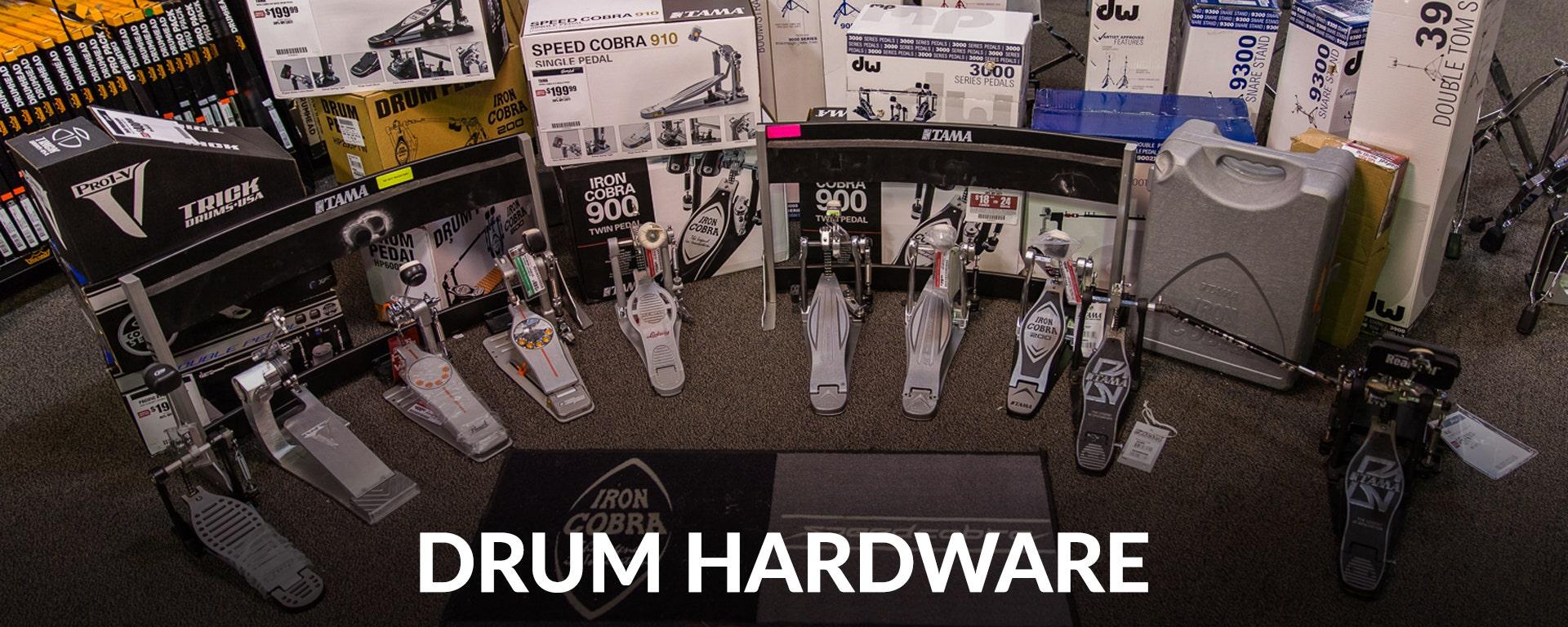 Drum Hardware At samash.com