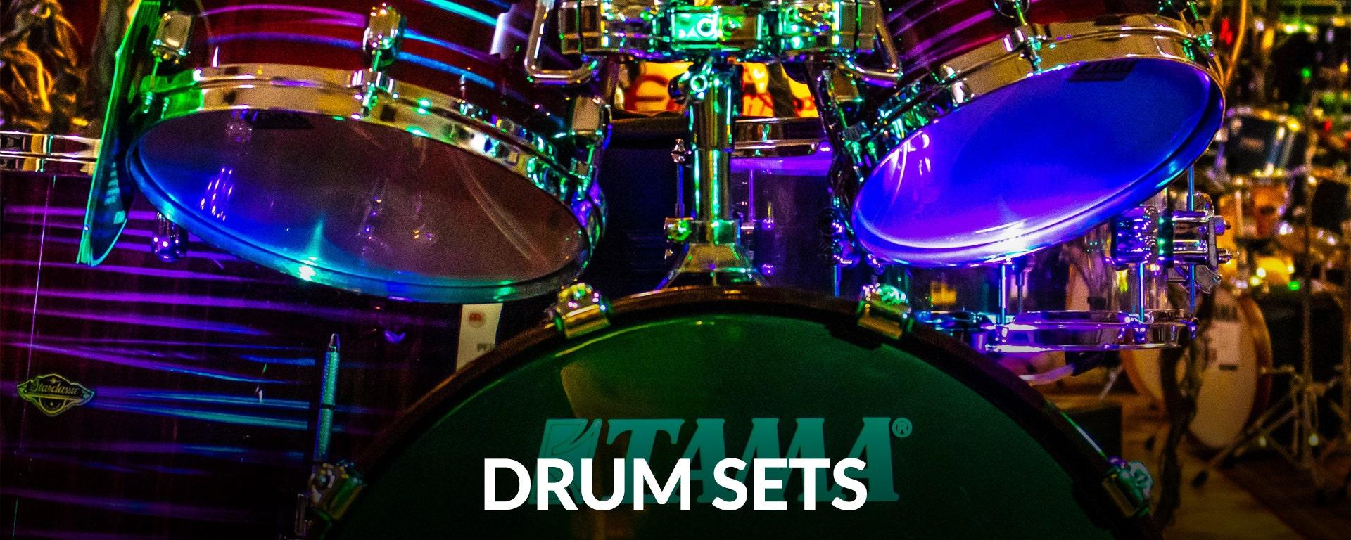Drum Sets At Samash.com
