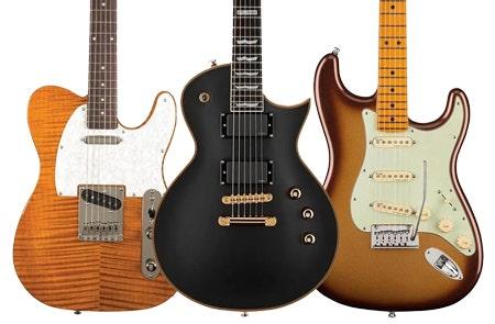 0% Interest For 40 Months On Electric Guitars at SamAsh.com